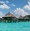 12 nights in Moorea and Bora Bora